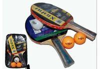 Набор н/теннис Sprinter (2 ракетки,3 шарика, чехол) арт.608