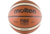 Мяч б/б Molten №5 арт.BGM5X (одобрен FIBA)
