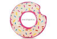 Круг Intex арт.56265 Пончик от 9лет 107х99см