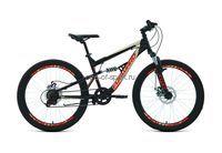"Велосипед Forward 2-х подвес Raptor 24"" 6ск. арт.2.0 MD"
