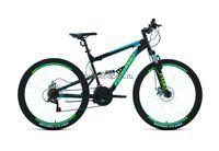 """Велосипед Forward 2-х подвес Raptor 27,5"""" 18ск. арт.2.0 MD р.16""""-18"""""""