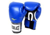Перчатки Everlast боксерские арт.2210U/2212U PU Pro Style Anti-MB (син