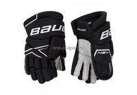 Перчатки хоккейные Bauer NSX YTH р.8-9