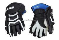 Перчатки хоккейные Goal&Pass G30 SR р.13-14