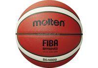 Мяч б/б Molten №5 арт.B5G4000 (одобрен FIBA)