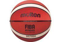 Мяч б/б Molten №6 арт.B6G2000 (одобрен FIBA)