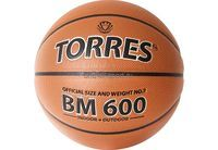 Мяч б/б Torres BM600 №7 арт.B32027 (NEW)