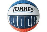 Мяч б/б Torres Block №7 арт.В02077 (NEW)