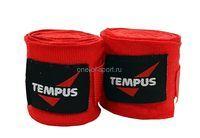 Бинт боксерский Tempus арт.45-350 (эластик) 2шт. 3м