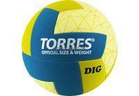 Мяч в/б Torres Dig арт.V22145