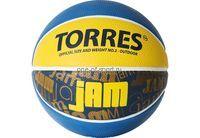 Мяч б/б Torres Jam №3 арт.В02043 (NEW)