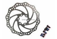 Ротор диск. тормоза Feilaier F6 160мм 6 бол. арт.BR-F6-160