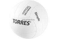 Мяч в/б Torres Simple арт.V32105 (NEW)