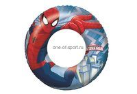 Круг Bestway арт.98003 Spider-Man 3-6лет 56см