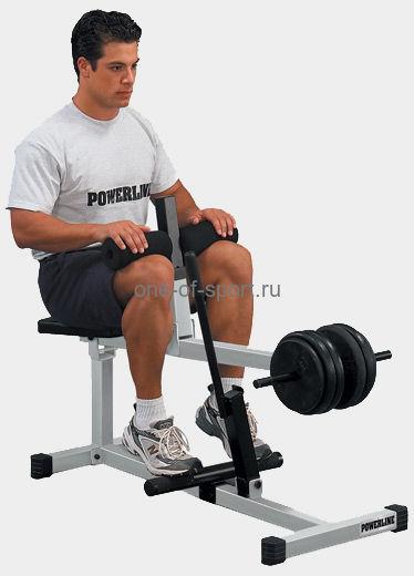 Body Solid PowerLine PSC43 Голень сидя