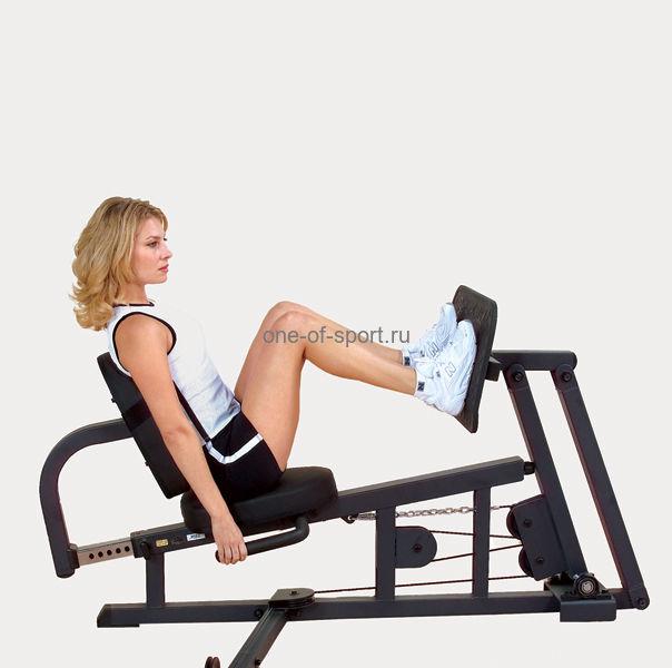Body Solid GLP Опция жим ногами