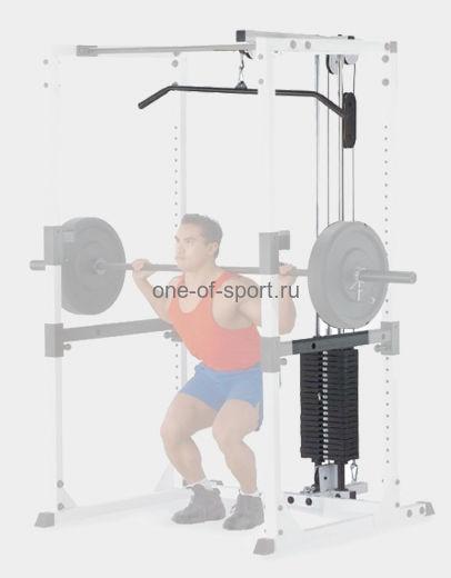 Body Solid GLA77 Опция верхняя тяга