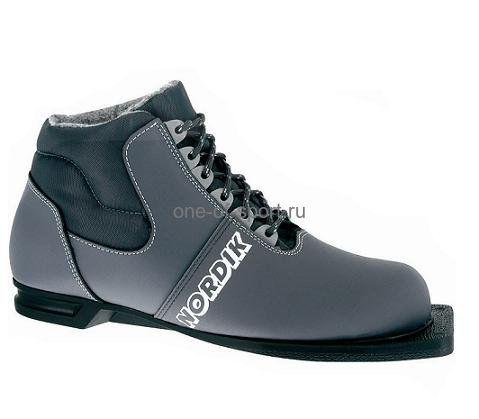 Ботинки лыжные Spine Nordik 75мм (синтетика)