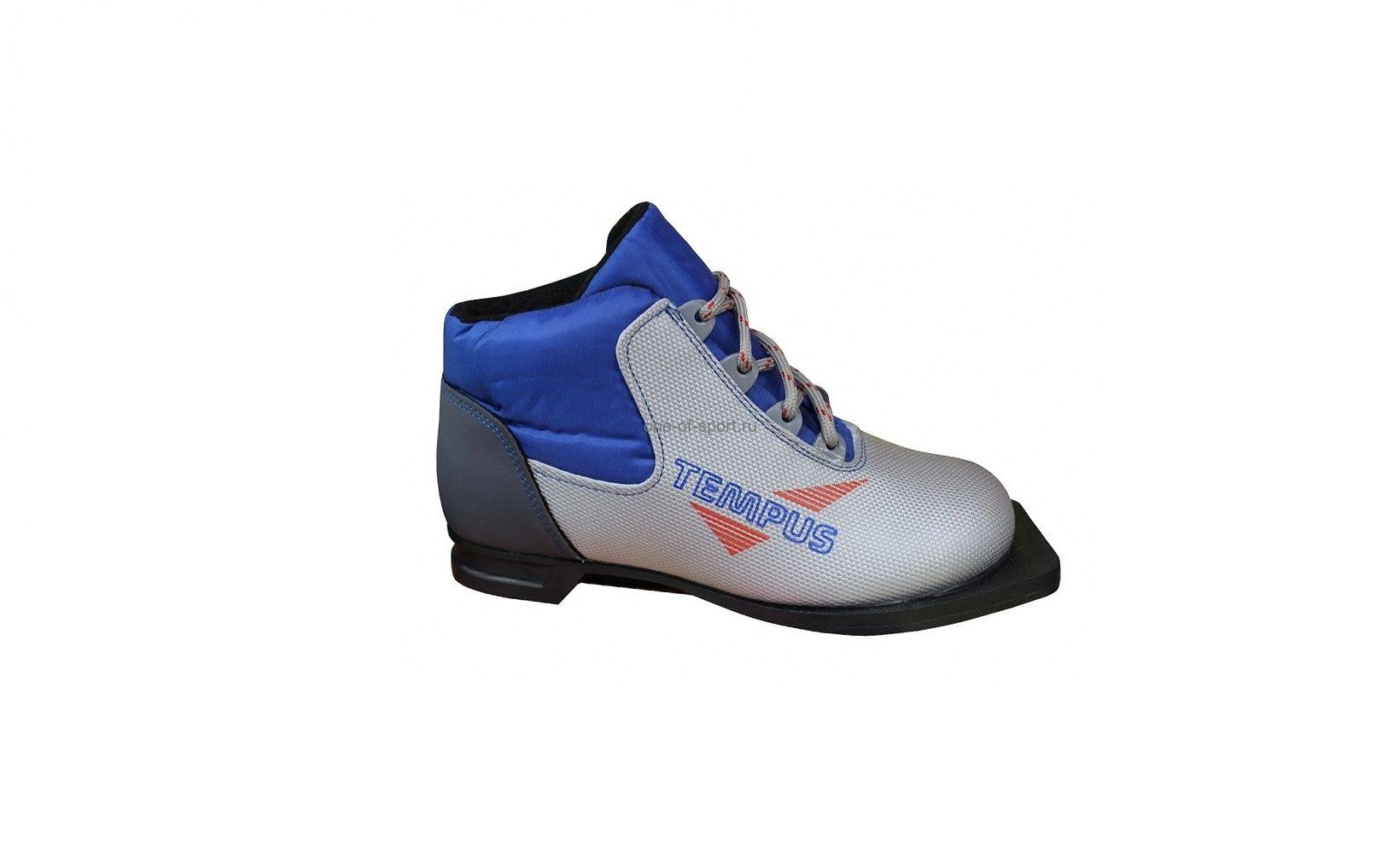 Ботинки лыжные Tempus 75 мм