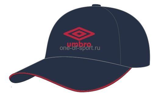 Бейсболка Umbro Stripe Logo Cap арт.570214