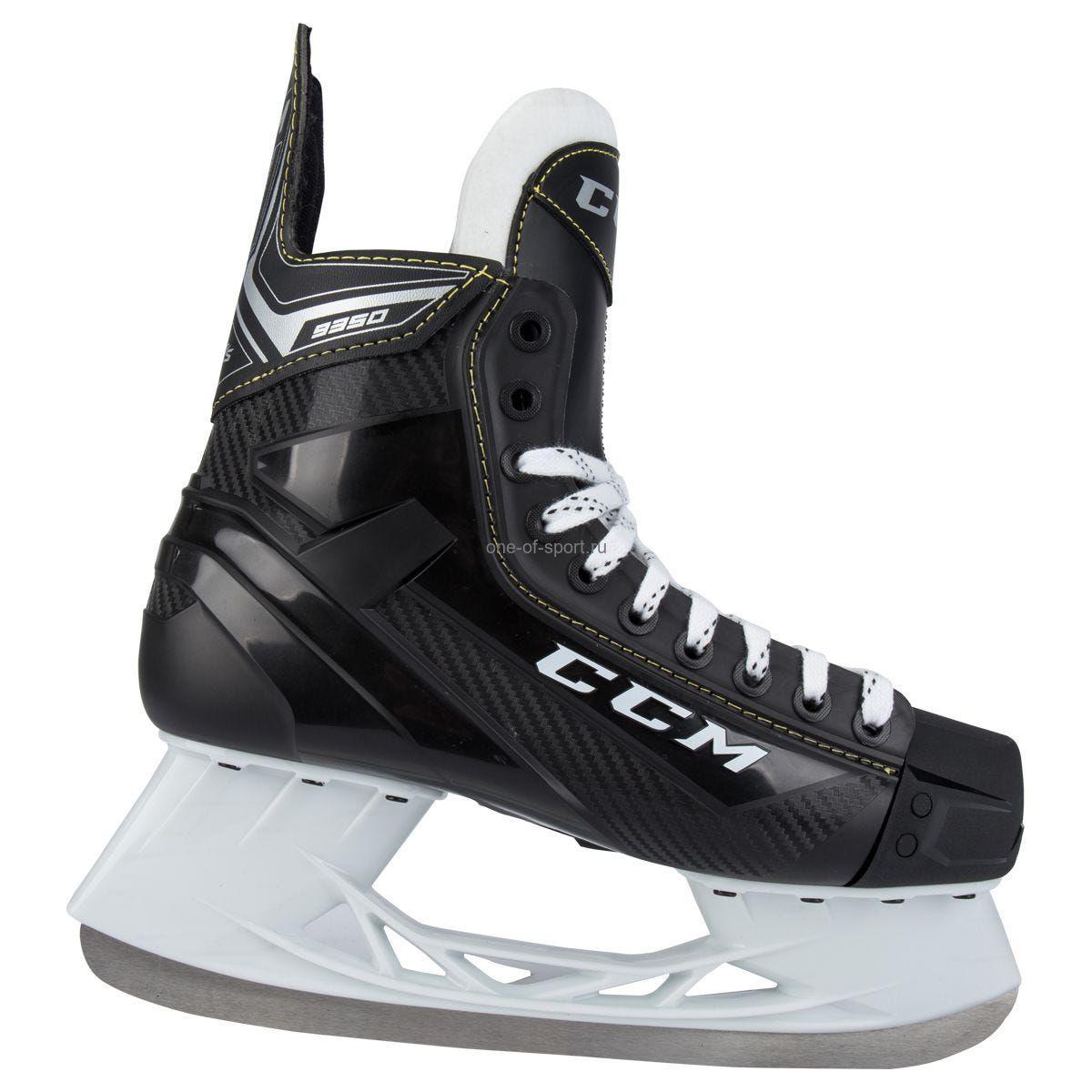 Коньки хоккейные CCM SuperTACKS 9350 SR р.7-12