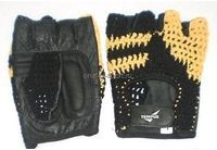 Перчатки штангиста Tempus арт.PWLG-539E (сетка) р.S-XL