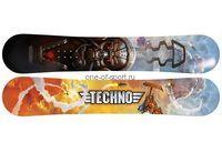 Сноуборд Black Fire Techno р.110-145см