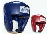 Шлем боксерский Sprinter (иск.кожа) открытый