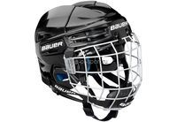Шлем хоккейный с маской Bauer Prodigy Helmet C YTH (цв.nav)
