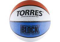 Мяч б/б Torres Block №7 арт.В00077