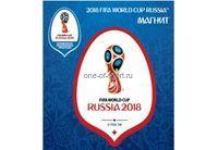FIFA-2018 Магнит винил Кубок арт.CH512
