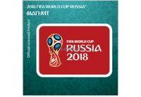 "FIFA-2018 Магнит картон ""Кубок"" арт.CH535"