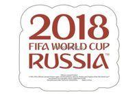 FIFA-2018 Наклейка на авто Russia 2018 14,8х21см арт.5181384