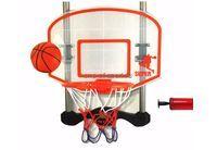 Баскетбольный щит 41х30х3,9см, мяч, насос, коробка арт.Т59860