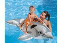 Плот Intex арт.58535 Дельфин маленький от 3 лет 175х66см