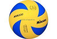 Мяч в/б Mikasa арт.MVA 330