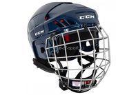 Шлем хоккейный с маской CCM Helmet FITLITE 50 р.XS-L