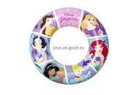 Круг Bestway арт.91043 Disney Princess 3-6лет 56см