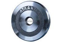 Диск металлический Atlant d 26 мм 5 кг