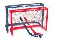 Набор хоккейный CCM детский (2клюшки+мячик+ворота)